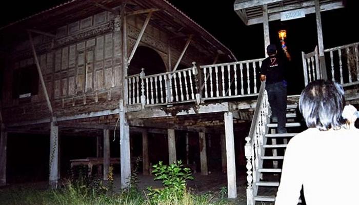 5 บ้านร้างสุดหลอนชื่อดังในไทย
