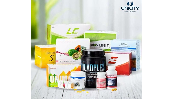 Unicity บริษัท ยูนิซิตี้มาร์เก็ตติ้ง ไทยแลนด์ จำกัด