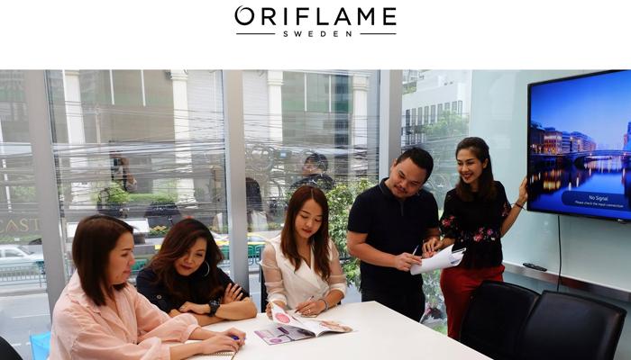 Oriflame (บริษัท ออริเฟลม คอสเมติกส์ ประเทศไทย จำกัด)